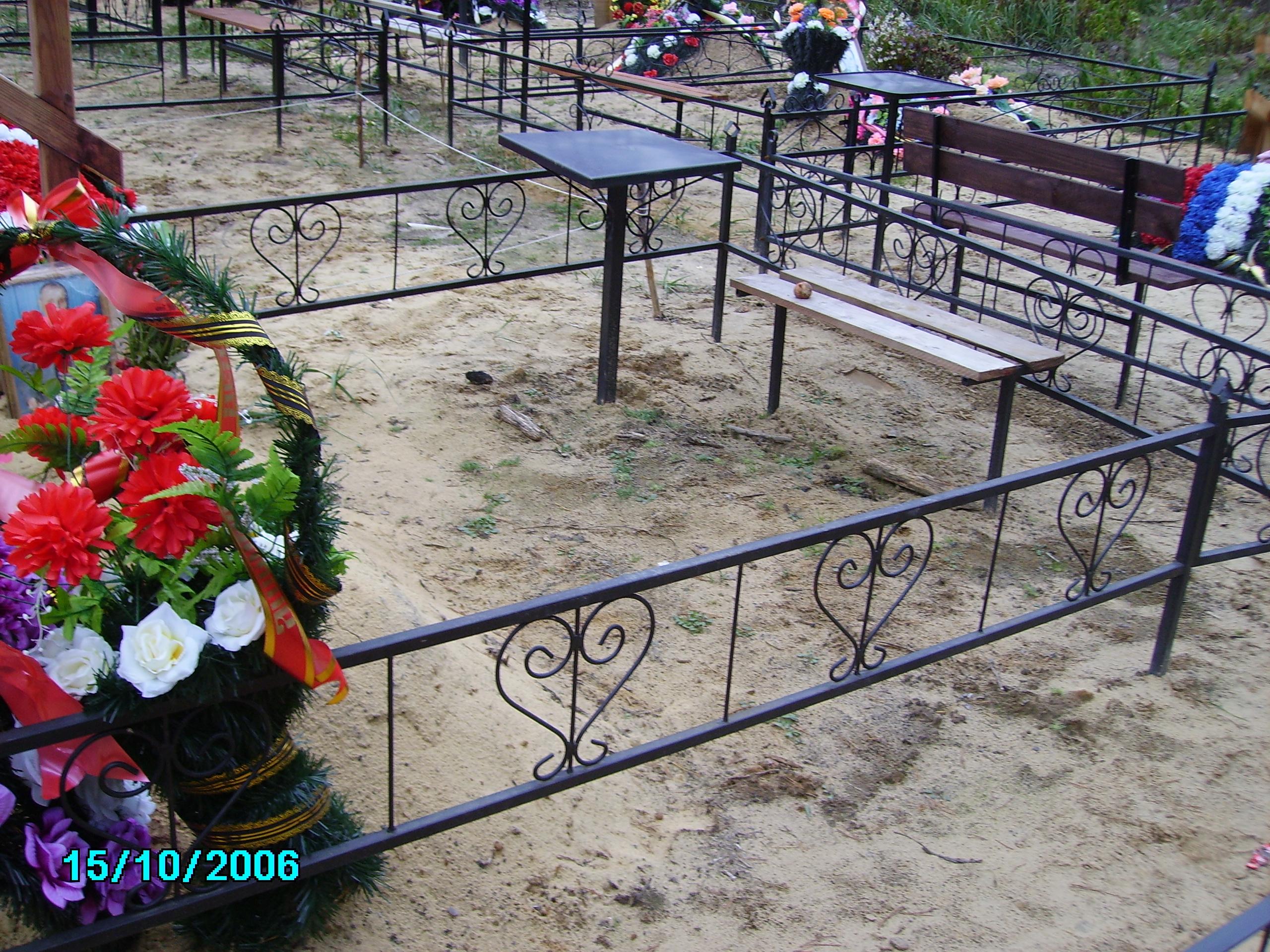Как сделать фотографию на кладбище